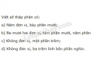 Bài 2 trang 43 (luyện tập chung) sgk Toán 5