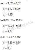 Bài 2 trang 54 (Luyện tập) SGK Toán 5
