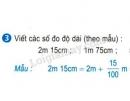 Bài 3 trang 17 sgk toán 5