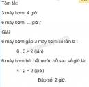 Bài 3 trang 21 (Ôn tập và bổ sung về giải toán - tiếp theo) SGK Toán 5