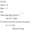 Bài 3 trang 22 sgk toán 5