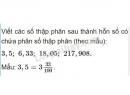 Bài 3 trang 38 SGK Toán 5