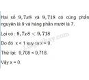 Bài 3 trang 43 (luyện tập) sgk Toán 5