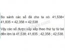 Bài 3 trang 43 (luyện tập chung) sgk Toán 5
