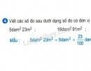 Bài 4 trang 27 sgk toán 5