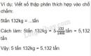 Lý thuyết viết các số đo khối lượng dưới dạng số thập phân