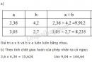 Bài 2 trang 59 sgk Toán 5