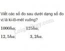 Bài 2 trang 60 sgk Toán 5
