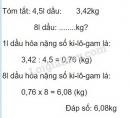 Bài 2 trang 71 SGK Toán 5