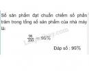 Bài 2 trang 74 Tiết 42 sgk Toán 5