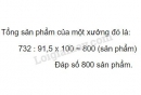 Bài 2 trang 78 Tiết 47 sgk Toán 5