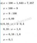 Bài 2 trang 80 SGK Toán 5