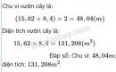 Bài 3 trang 59 sgk Toán 5