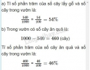 Bài 3 trang 74 Tiết 42 sgk Toán 5