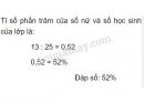 Bài 3 trang 75 SGK Toán 5
