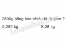 Bài 3 trang 89 SGK toán 5