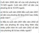 Bài 3 trang 79 Tiết 49 sgk Toán 5
