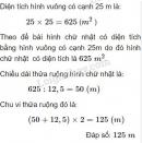 Bài 4 trang 70 SGK Toán 5