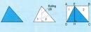 Lý thuyết diện tích hình tam giác