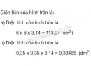 Bài 1 trang 100 (Luyện tập) SGK Toán 5
