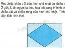 Bài 2 trang 106 SGK toán 5 luyện tập chung