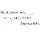 Bài 3 trang 98 SGK toán 5