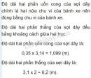 Bài 3 trang 106  SGK toán 5 luyện tập chung