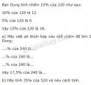 Bài 1 trang 124 sgk toán 5