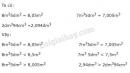 Bài 1 trang 155 (Ôn tập về đo diện tích và đo thể tích - tiếp theo) SGK Toán 5