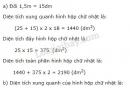 Bài 1 trang 110 (Luyện tập) SGK Toán 5 -