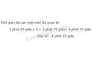 Bài 2 trang 135 sgk toán 5