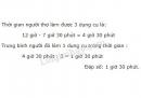 Bài 2 trang 136 sgk toán 5