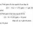 Bài 2 trang 143 (Thời gian) SGK Toán 5