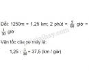 Bài 2 trang 144 SGK Toán 5