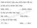 Bài 2 trang 147 SGK Toán 5