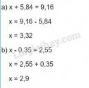 Bài 2 trang 160 (Phép trừ) SGK Toán 5