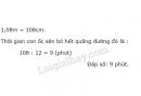 Bài 2 trang 143 (Luyện tập) SGK Toán 5