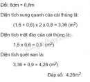 Bài 2 trang 110 (Luyện tập) SGK Toán 5