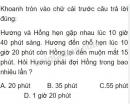 Bài 3 trang 138 SGK Toán 5