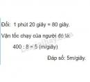 Bài 3 trang 139 SGK Toán 5