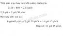 Bài 3 trang 143 (Thời gian) SGK Toán 5