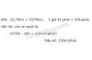 Bài 3 trang 144 SGK Toán 5