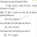 Bài 3 trang 146 sgk toán 5 tiết 138 luyện tập