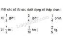 Bài 3 trang 151 SGK Toán 5