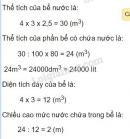 Bài 3 trang 156 SGK Toán 5