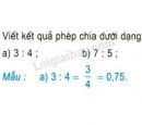 Bài 3 trang 165 sgk toán 5 luyện tập