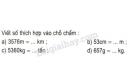 Bài 4 trang 154 sgk toán 5
