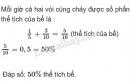 Bài 4 trang 159 SGK Toán 5