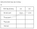 Bài 1 trang 169 (Luyện tập) SGK Toán 5
