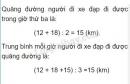 Bài 1 trang 170 SGK Toán 5